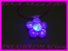 LIGHT UP NECKLACE AMULET PRINCESS PARTY FAVOR SOPHIA THE FIRST CUTE GIRL COSTUME