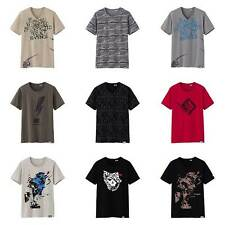 UNIQLO x Metal Gear Rising: REVENGEANCE Japanese Limited T-Shirts - New w/ Tags