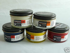 Tarrago Leather Cream/Polish Colour Matched to Tarrago Dyes Numbers 100 to 124
