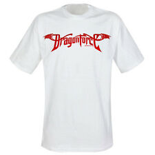 DRAGONFORCE - RED LOGO - OFFICIAL MENS T SHIRT