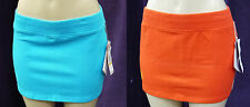 NEW WOMEN AUTHENTIC ECKO RED SHORT SKIRTS SIZE XS TO XL BLUE COLOR ORANGE COLOR