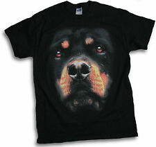 Rottweiler Rotty Canine Big Dog Mens Womens T Shirt Sm 3XL