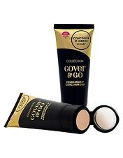*NEW* Collection Cover & Go Foundation & Concealer Duo  in 6 Shades