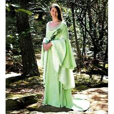 Elven Fantasy Wedding Dress Of Arwen - Lord Of The Rings - Re-enactment & LARP.