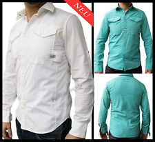 G-STAR COAST-COURIER ROLL-UP SHIRT L/S. Gr: S/M/L/XL/ XXL. NEU! + RAR