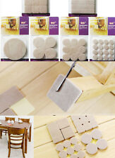 Soft Felt furniture Floor scratch Protector Pads self adhesive Tables/Chair Leg