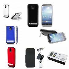 Samsung Galaxy S4 Extended Battery Backup Power Pack External Charger Case/Cover