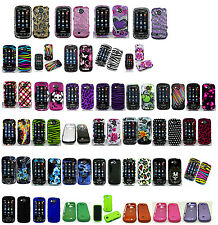 Any Rhinestone/Rubber Feel/Glossy Skin Hard Case For Samsung Reality U820 Phone