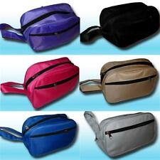 Wash bag Ideal for GYM SHOWER TRAVEL Toiletry Shaving kit Accessories Men's