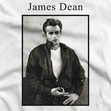 James Dean T-shirt New Rebel Without A Cause | Vintage Photo| A Rare Retro Shirt