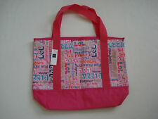 GAP KIDS Girls Pink Sleepover Tote- One Size NWT