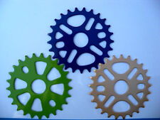 25T BMX SPROCKETS FOR SINGLE SPEED CRANKS * FREE SHIPPING