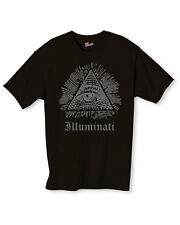 Illuminati All Seeing Eye Shirt S-2XL