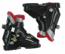 New Nordica Super N0.1 Front Entry Ski Boots Toddler Size