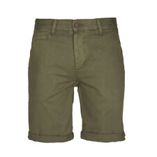 MENS SLIM FIT SHORTS IN RED,STONE,AIRFORCE BLUE & OLIVE (BERGHAIN) CLEARANCE!!!
