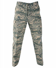 ABU WOMEN TROUSERS AIR FORCE USAF 50 50 NYCO RIP STOP TIGER STRIPE-PROPPER F5216