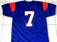 ALEX MORAN #7 BLUE MOUNTAIN STATE FOOTBALL JERSEY NEW BLUE - ANY SIZE