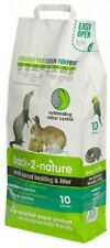 Back 2 Nature Animal Bedding Litter for Rabbits/Birds/Reptiles/Small Pets