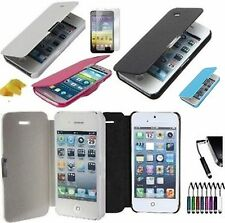 ULTRA SLIM MAGNETIC Folio Flip PU Leather Case Cover  For mobile phone