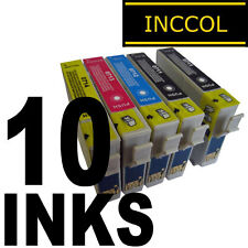 10 Compatible Replacements for Epson T0715 Printer Ink Cartridges