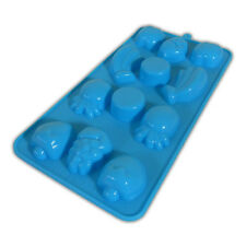 Silicone Ice Cube Trays-Party BBQ Bar Kitchen Freezer Shape Drink soft cheap new