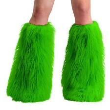 Fur Boot Sleeve Covers For Gogo Dancers YETI-01