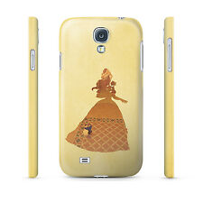 Belle Disney Princess Beauty Beast - Hard Cover Case for iPhone, Samsung, + more