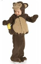 NEW NWT OLD NAVY MONKEY PLUSH BOY GIRL HALLOWEEN COSTUME 0-6 6-12 12-24 2-3 4-5
