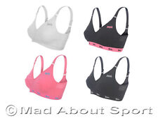 Ladies Lonsdale SPORTS BRA Support Top Running Jogging Gym Training 32B-38E NEW