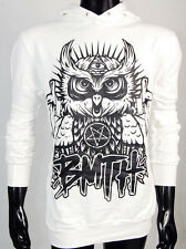 NWT Bring Me the Horizon BMTH Oliver Sykes OWL Rock Retro VINTAGE Hoodie Jumper