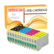 12 Ink Cartridge For EPSON Expression Home Printer