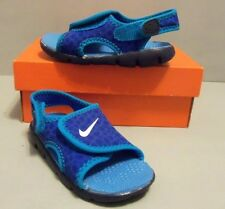 Nike Girl's Boys Kids Toddler Sunray Adjust 4 Sandals Shoes SIZES! COLORS! NEW
