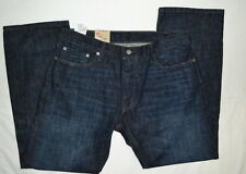 514 LEVIS SLIM FIT STRAIGHT LEG BLUE DENIM SITS BELOW WAIST JEANS MEN