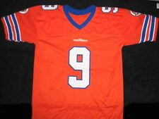 CUSTOM NAME & NUMBER THE WATERBOY MOVIE BOBBY BOUCHER JERSEY ORANGE - ANY SIZE