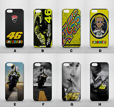 VALENTINO ROSSI MOTOGP THE DOCTOR IPHONE 5 5s 5c 6 6 plus NEW HARD CASE COVER