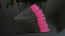 Pink Disposable Mascara Wands Brushes 50/100/200/500