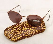 DUTCH ARMY SUNGLASSES BY LUXOTTICA NEW IN CASE MADE IN ITALY ALL SIZES KIDS-MEN