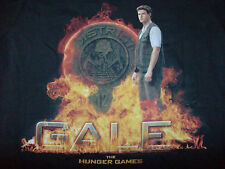 THE HUNGER GAMES T-Shirt JUNIORS Gale District 12 BRAND NEW With TAGS
