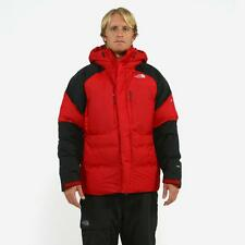 The North Face Men's Summit Jacket in TNF Red & TNF Black