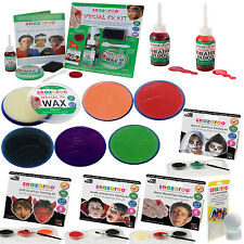 Snazaroo Halloween Face Paints Accessories and Kits Fancy Dress Special FX Party
