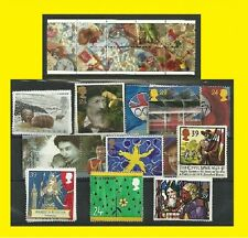1992 All Commemorative Issues of Great Britain each Sold Separately Mint nh