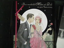 large boxed wedding aniversary cards for him , her and them