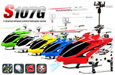 NEW SYMA S107G REMOTE CONTROL MOTION SENSOR GYRO INDOOR HELICOPTER (3 CHANNEL)