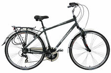 AMMACO TRAVELLER LIGHTWEIGHT DUTCH STYLE MENS HYBRID CITY BIKE UPRIGHT RIDING