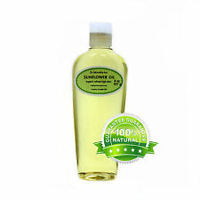 Organic Sunflower Oil Refined High Oleic 2 oz 4 oz 8 oz up to Gallon Free shippi