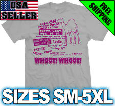 ★Hump Day Camel T Shirt★Geico commercial whoot! mens funny lol shirt small - 5XL
