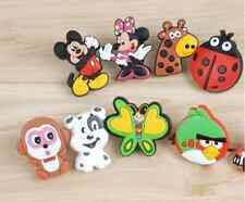 Cute Rubber Cabinet Cupboard Door Drawer Pull Knob Handle Kids Room Decor