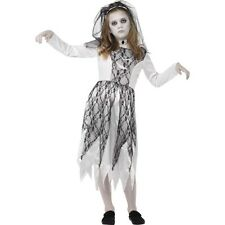 NEW HIGH QUALITY GIRLS GHOST SHIP PIRATE COSTUME FANCY DRESS OUTFIT HALLOWEEN