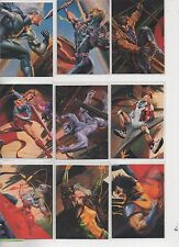 1995 Marvel vs DC Impact Chase Singles NM