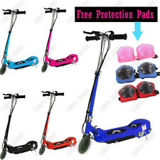 New Electric E Scooter Ride on Rechargeable Battery Kids Toys 120W 24V Scooters